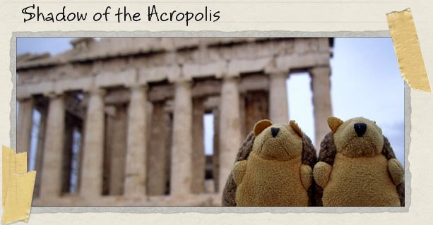 Shadow of the Acropolis