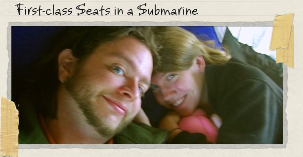 First-class Seats in a Submarine