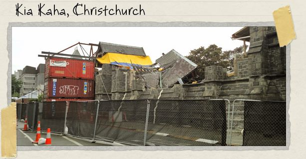 Kia Kaha, Christchurch