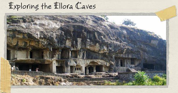 Exploring the Ellora Caves