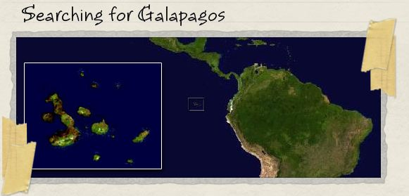 Searching for Galapagos