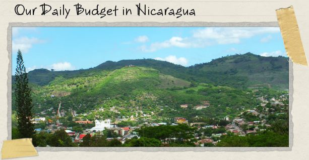 Our Daily Budget in Nicaragua