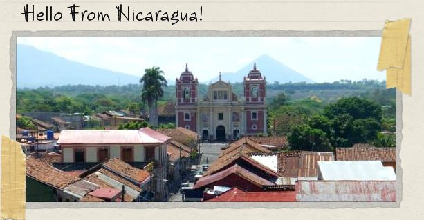 Hello From Nicaragua!
