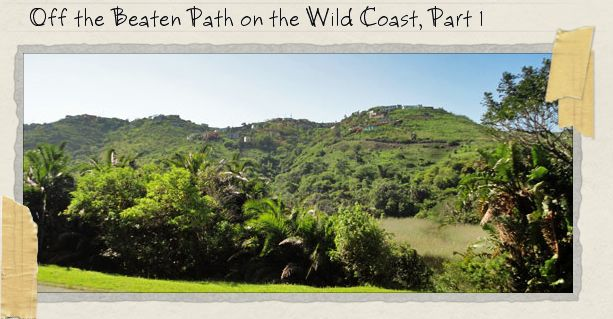 Off the Beaten Path on the Wild Coast, Part 1