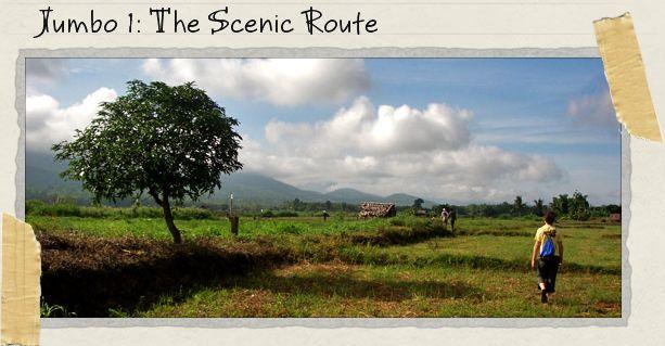 Jumbo 1: The Scenic Route