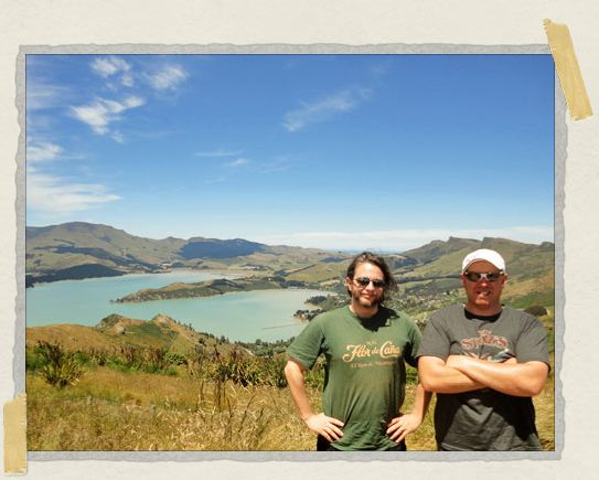 'New Zealand really is just chock-full of the most amazing landscapes we've ever seen