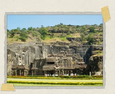 'The mind-boggling Kailasa Temple, the world's largest monolithic structure