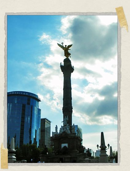 'El Ángel de la Independencia