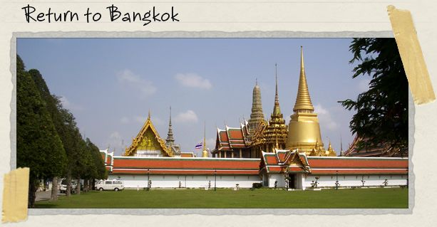 Return to Bangkok