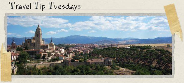 Travel Tip Tuesdays