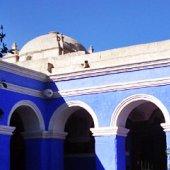 The Monasterio de Santa Catalina