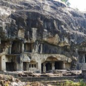 Exploring the Ellora Caves