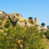 The Walls of Kumbhalgarh